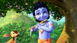 Little Animated Krishna | 1920 x 1080 | Download | Close 736