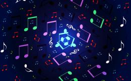 Music Notes Wallpaper 10195 Hd Wallpapers in MusicImagesci com 1386