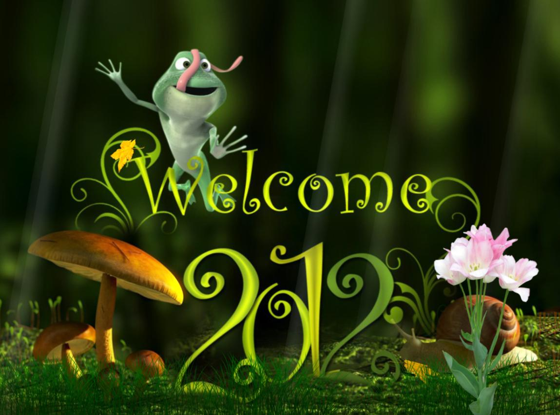 Download Now New Years Eve Animated Wallpaper 1768