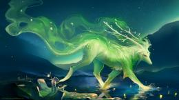 Mythical creature wallpaper 160
