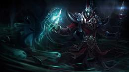 new karthus splash art league of legends champion lol gamehd 1140