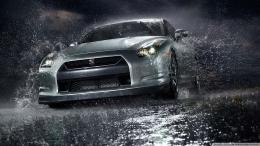 R35 Nissan wallpaper 1892