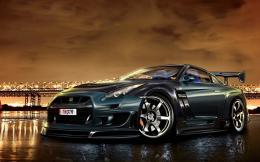 Nissan Skyline GTR 2013 Hd Wallpaper 1428