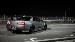 Nissan Skyline GTR HD Wallpapers 1840