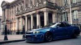 Nissan Skyline GT R Wallpaper hd 297