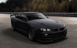 hd wallpapers thanksdownloading nissan skyline r34 wallpaper is the 1118