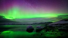 Description: The Wallpaper above is Iceland northern lights Wallpaper 343