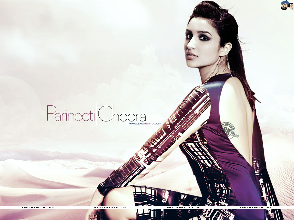 Bollywood Actress Parineeti Chopra Wallpaper | ImageBank biz 1214