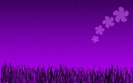 Purple Flowers Wallpaper by Ryanv777 on DeviantArt 1498