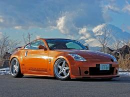 Racing Nissan 350z HD Wallpapers 1605
