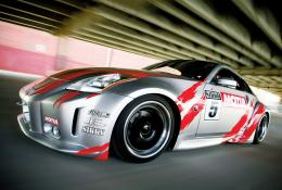 Racing Nissan 350Z HD Wallpapers 186