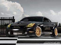 nissan 350z modified 1845