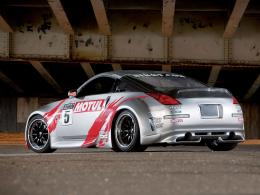 Racing Nissan 350z HD Wallpapers 1857