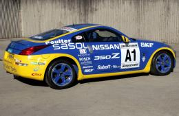 Racing Nissan 350z HD Wallpapers 1382
