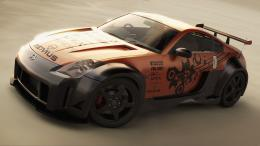 Racing Nissan 350z HD Wallpapers 1214