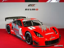 Nissan 350Z Race Car 831