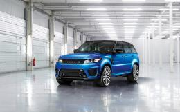 Land Rover Range Rover Sport SVR Car 2015 HD Wallpaper is a awesome 1405
