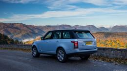 Car wallpapersRange Rover Hybrid2014 843