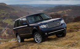 Car wallpapers Land Rover Range Rover2011 1247