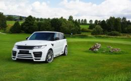 2014 Mansory Range Rover Sport Wallpaper | HD Car Wallpapers 777