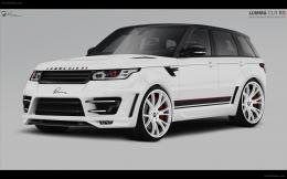 LUMMA Design Range Rover Sport 2014 Widescreen Exotic Car Wallpapers 1697