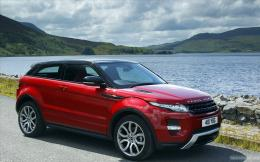 Range Rover Evoque 2012 Wallpaper | HD Car Wallpapers 1446