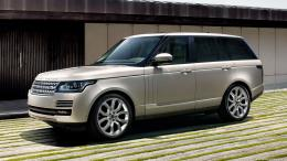 Car wallpapers Land Rover Range Rover2013 1688