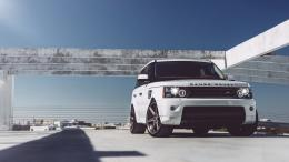 White Range Rover 1080p HD Wallpaper Car | HD Wallpapers Source 1104