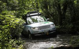 2015 Land Rover Range Rover Hybrid Wallpaper | HD Car Wallpapers 954