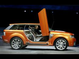 2011 Land Rover Range Rover car Wallpapers And previews 1258
