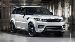 Cars wallpapers Range Rover Sport Stealth Pack2014Car wallpapers 193