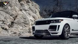 2014 Vorsteiner Range Rover Veritas Wallpaper | HD Car Wallpapers 780