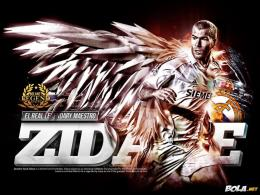 Amazing Zinedine Zidane Real Madrid Hd HD Wallpaper 1651