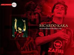 Ricardo Kaka in AC Milan 1024×768 HD Wallpaper Desktop PC 421