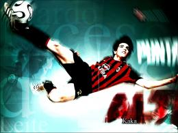 Ricardo Kaka Goal Machine Wallpaper HD 458