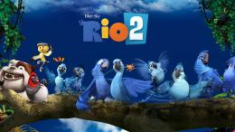 Rio 22014Movie HD Wallpapers & Facebook Cover Photos 393