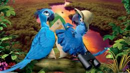 Rio 2 Movie WallpaperWallpaper And Background 1041