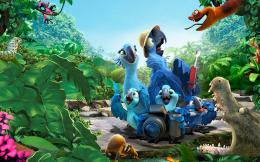 rio 2 wallpaper 5 450x281 2014 Rio 2 Wallpaper Biggest Collection HQ 961