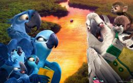 Rio 2 Movie Poster HD WallpaperiHD Wallpapers 1882