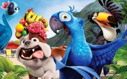 Rio 2 Animation Movie Wallpaper | Wallpapers HD 1197