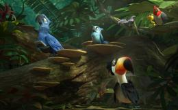 rio 2 jungle wallpapers desktop backgrounds rio 2 2014 movie hd movie 396
