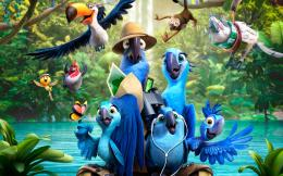 Rio 2 Movie HD Wallpaper 20142 1700