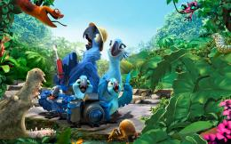 2014 Rio 2 Movie Wallpapers | HD Wallpapers 1761