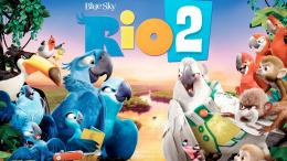Rio 2 Movie Banner Wallpapers | HD Wallpapers 1341