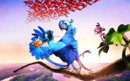 Rio 2 2014 Animated Movie Wallpaper 1220