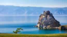 Shaman Rock Lake Baikal WallpaperTravel HD Wallpapers 1609