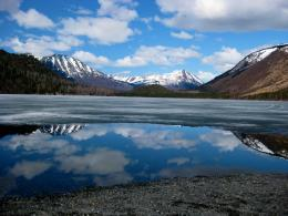 Lower Russian Lake AlaskaHD Travel photos and wallpapers 1033