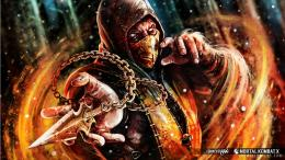 Mortal Kombat X Scorpion HD WallpaperiHD Wallpapers 1322