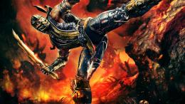 Mortal Kombat Scorpion Wallpaper Mortal Kombat Wallpaper hd wallpaper 1258