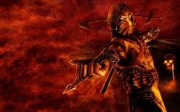 Scorpion Mortal Kombat Wallpaper Picture 1621